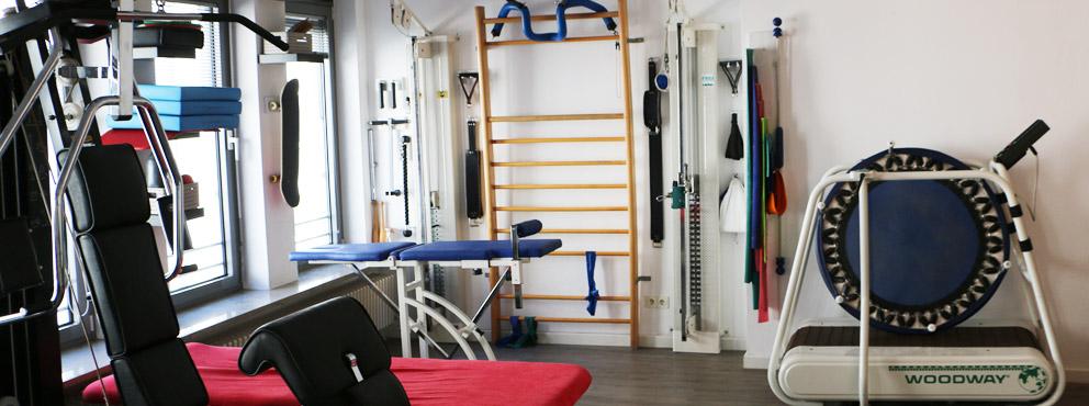 Trainingstraum - Physiotherapeutische Praxis Nast-Kolb München