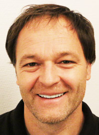 Mitarbeiter Thorsten Zaunmüller - Physiotherapeutische Praxis Nast-Kolb München