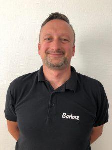 Mitarbeiter Bartosz Brzozowski - Physiotherapeutische Praxis Nast-Kolb München
